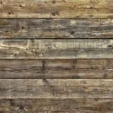 Faded worn pine wood background texture flat square format. Faded worn pine wood background square format royalty free stock photo