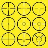 Fadenkreuz, Fadenkreuz vektor abbildung