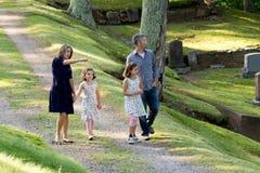 Fader- och moderundervisningungar Royaltyfri Bild