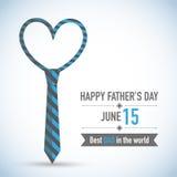 Faders design för kort för dag Royaltyfri Foto