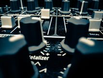 faders stock images