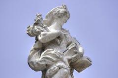 Fading Angel, Santa Maria Zobenigo Royalty Free Stock Image