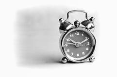 Fading clock Royalty Free Stock Photos