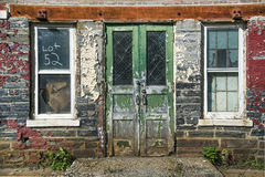 Free Fading Facade Royalty Free Stock Images - 35232849