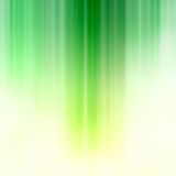 Fading green stripes Stock Images