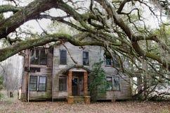 Fading South Carolina Homestead Royalty Free Stock Photography