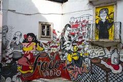 Fado Graffitti