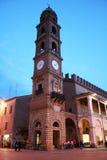 Faenza belfry Royalty Free Stock Photos