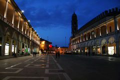Faenza square Stock Photos