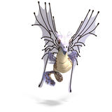 Faerie Fantasy Dragon Stock Image