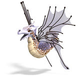 Faerie Fantasy Dragon Stock Photos