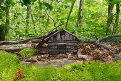 Faerie House 2 Stock Image