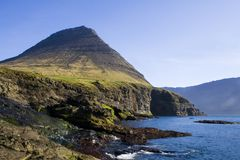 The Faeroe Islands Royalty Free Stock Photography