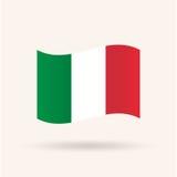 Fag of Italy Royalty Free Stock Photos