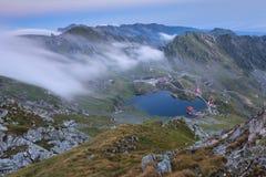 Fagaras山,罗马尼亚 免版税库存照片