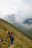 fagaras που τα βουνά Στοκ εικόνες με δικαίωμα ελεύθερης χρήσης