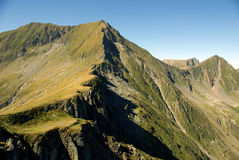 Fagaras Berge - Rumänien Lizenzfreie Stockfotografie