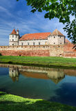 Fagaras Citadel, Transylvania, Romania Royalty Free Stock Photo