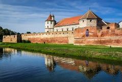 Fagaras Citadel, Transylvania, Romania Royalty Free Stock Image
