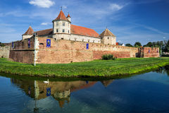 Fagaras Citadel, Transylvania, Romania Royalty Free Stock Images