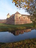 fagaras fortress Royalty Free Stock Photos