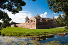 Fagaras Fortress royalty free stock images