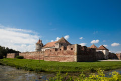 Fagaras Fortress Stock Photos