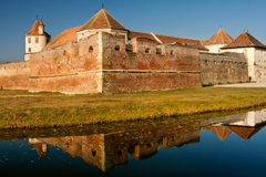 The Fagaras Fortress in Brasov Stock Photos
