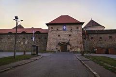 Fagaras Fortress Stock Photos