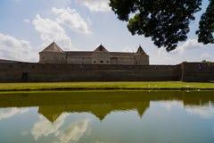 Fagaras Fortress Royalty Free Stock Photo