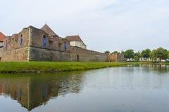 Fagaras fortress, Fagaras, Romania Royalty Free Stock Images