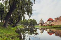 Fagaras fortress, Fagaras, Romania Royalty Free Stock Photos