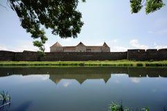 Fagaras fortress, Romania Royalty Free Stock Photos