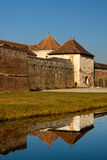 Fagaras Fortress - Romania Royalty Free Stock Photography