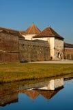 Fagaras Fortress - Romania Royalty Free Stock Photography
