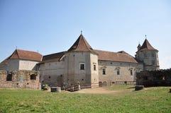 Fagaras fortress Stock Image