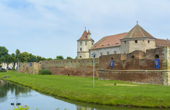 Fagaras fortress Royalty Free Stock Photography