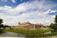 Fagaras Fortress, Transylvania Royalty Free Stock Photos