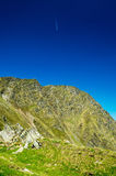 Fagaras Góry Fotografia Stock