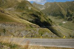Fagaras Góry, Południowi Carpathians Zdjęcia Royalty Free