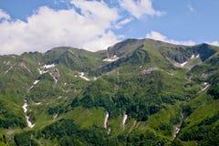 fagaras góry Romania Zdjęcie Royalty Free