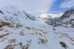 fagaras góry Romania Fotografia Stock