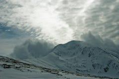Fagaras landscape Stock Images