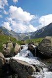 Fagaras Landschaft Lizenzfreie Stockfotografie