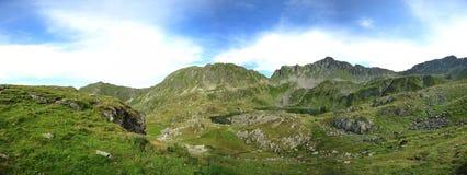 Fagaras mountains panorama Stock Photography