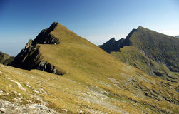 Fagaras Mountains, Romania Stock Photo