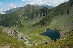 Fagaras mountains, Southern Carpathians, Romania Stock Photography