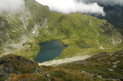 Fagaras mountains, Southern Carpathians, Romania Stock Photo