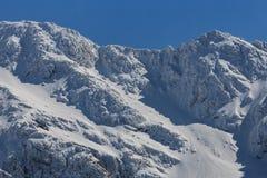 The Fagaras Mountains Stock Photo