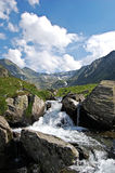 Fagaras scenery Royalty Free Stock Photography